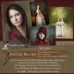 Portrait Box Set for store
