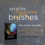 signature brushes full pack icon