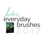 heather's everyday brushes LOGO square